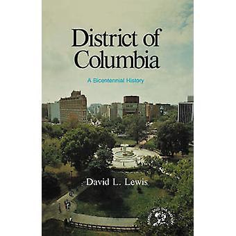 Distrito de Columbia um histórico Bicentenário por Lewis & David alavancar