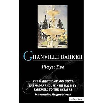 GranvilleBarker spelar två av Barker & Harley Granville