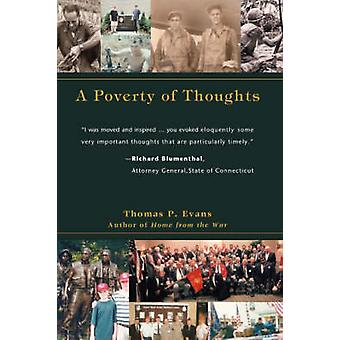 A Poverty of Thoughts by Evans & Thomas P