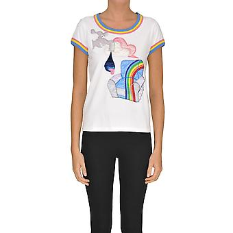 Marc Jacobs White Cotton T-shirt
