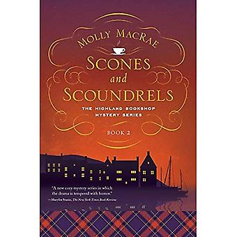 Scones and Scoundrels - The Highland Bookshop Mystery Series: Book 2