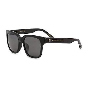 Ermenegildo Zegna Men Black Sunglasses -- EZ00803760