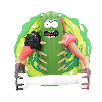 Rick and Morty Pickle Rick Toilet Roll Holder