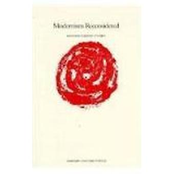 Modernism Reconsidered by Robert Kiely - 9780674580664 Book
