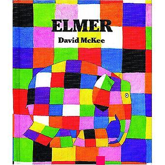 Elmer by David McKee - David McKee - 9780688091729 Book