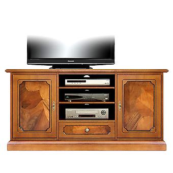 TV holder with Brier 2 Doors 1 Drawer