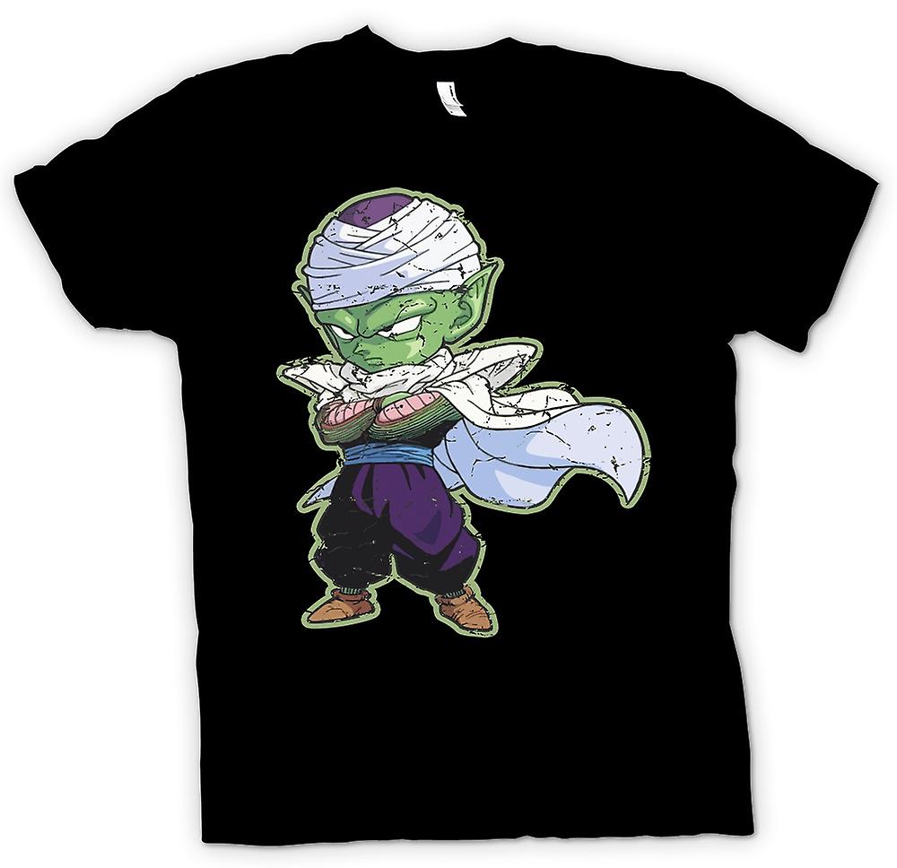 Mens t-shirt-Piccolo - Dragon Ball Z - Cool retrò
