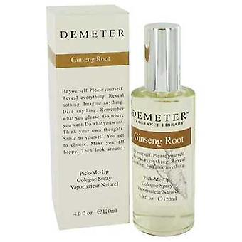 Demeter Ginseng Root By Demeter Cologne Spray 4 Oz (femmes) V728-448935