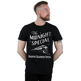 Creedence Clearwater Revival Herren Mitternacht Spezielle T-Shirt