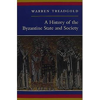 A History of Byzantine State and Society
