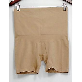 Airbrusher by Women with Control Shaper Airbrusher Shorts Beige A269823