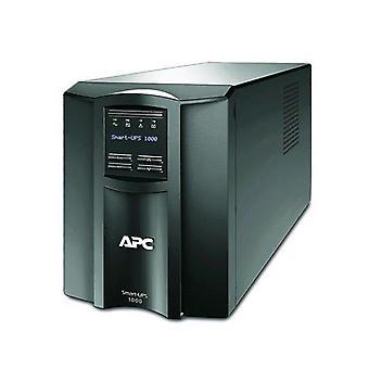 Apc back-ups smt1000ic 1,000 va 230v 10 black sockets