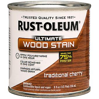 Ultimate Wood Stain 8Oz Traditional Cherry 2603 65