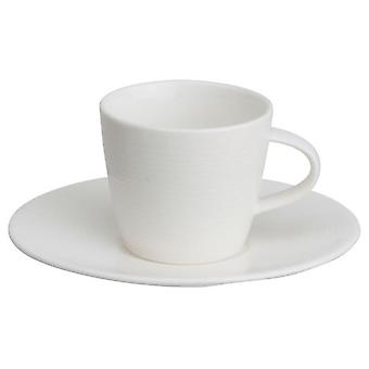 Avet Taza Cafe Con Plato 100 Ml Set De 6