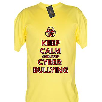 Renowned Keep calm and stop cyber bullying 0754