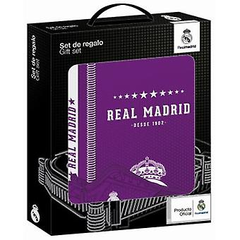 Real Madrid 2nd Small Gift Set Kit (Brinquedos , Zona Escolar , Cadernos E Pastas)