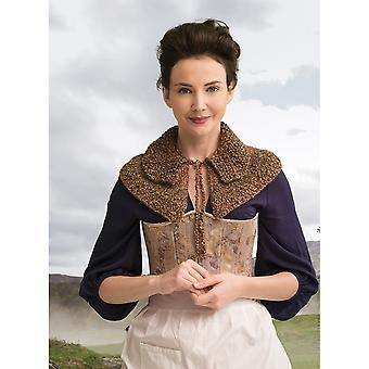 Outlander Yarn Kit-Awakened Witch Trial Capelet 600-611