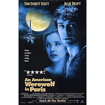 American Werewolf in Paris an Movie Poster (11 x 17)