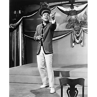The Music Man Robert Preston 1962 Photo Print