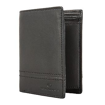 TOM TAILOR men's purse wallet purse black 1259