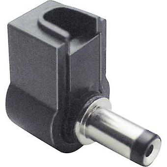 Low power connector Plug, right angle 4.75 mm 1.7 mm BKL Electronic 072623 1 pc(s)