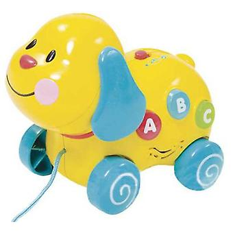 Tachan Drag puppy (Toys , Preschool , Babies , Push And Pull Toys)