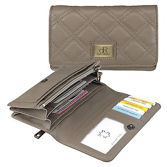 Dr Amsterdam ladies wallet Mint Taupe
