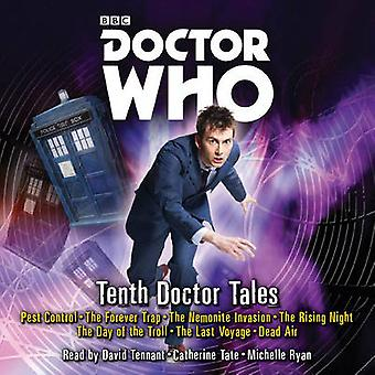 Doctor Who Tenth Doctor Tales by Peter Anghelides & Catherine Tate & David Tennant &  Full Cast