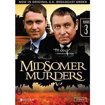 Midsomer Murders: Series 3 [DVD] USA import