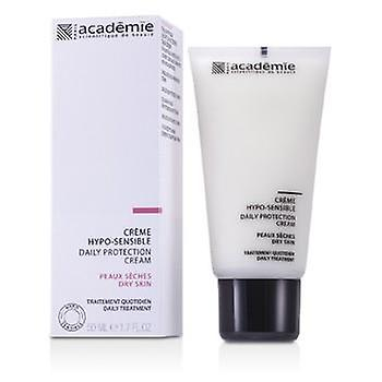 Academie Hypo-Sensible Daily Protection Cream (Tube) (Dry Skin) - 50ml/1.7oz