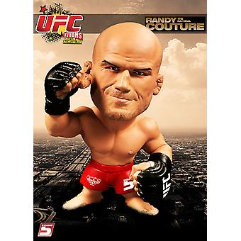 Ronde 5 UFC Titans Golf 1 Action Figure - Randy Couture