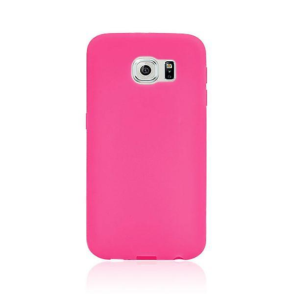 Front cover design cover Pink for Samsung Galaxy S6 G920 G920F