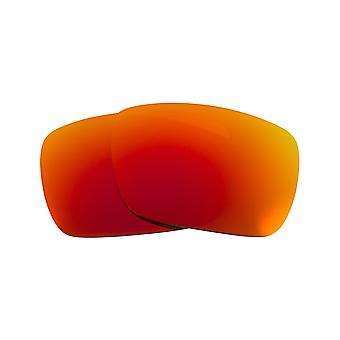 New SEEK Polarized Replacement Lenses for Von Zipper ELMORE Fire Red Mirror