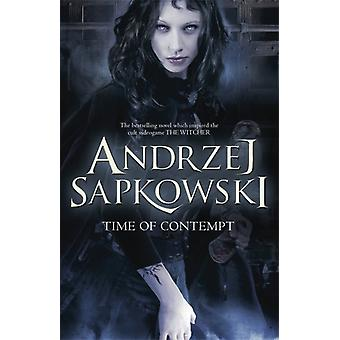 Time of Contempt (Witcher 2) (Paperback) by Sapkowski Andrzej