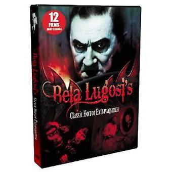 Bela Lugosis klassiske Horror udstyrsstykke [DVD] USA importerer