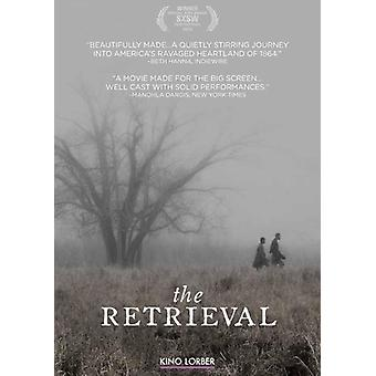 Retrieval [DVD] USA import