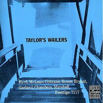 Arthur Taylor - Taylor's Wailers [CD] USA import