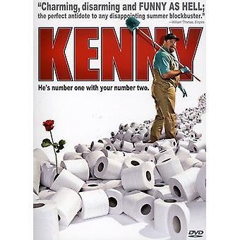 Kenny [DVD] USA importerer