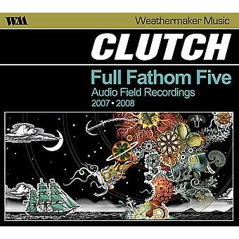 Koppling - Full Fathom fem [CD] USA import