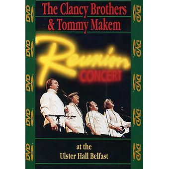 Clancy Brothers/Makem - Reunion Concert [DVD] USA import