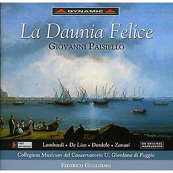 G. Paisiello - Paisiello: La Daunia Felice [CD] USA import