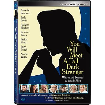 You Will Meet a Tall Dark Stranger [DVD] Stati Uniti importare