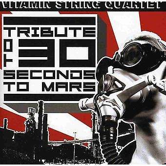 Vitamin String Quartet - Tribute to 30 Seconds to Mars [CD] USA import