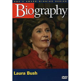 Laura Bush [DVD] USA import