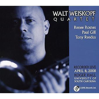 Walt Weiskopf - Live [CD] USA import
