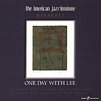 Masters/Konitz - One Day with Lee [CD] USA import