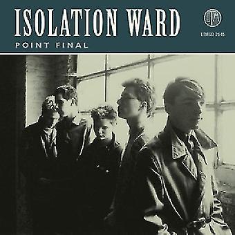 Isolation Ward - punkt afgørende [CD] USA importerer