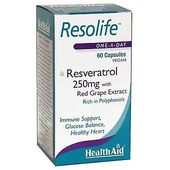 Health Aid Resolife 60Vcap. Health Aid (Diététique)