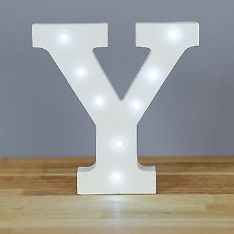 LED letter - Yesbox lights letter Y