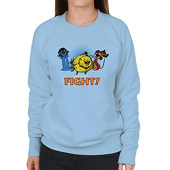 Aviary Kombat Mortal Angry Birds Women's Sweatshirt
